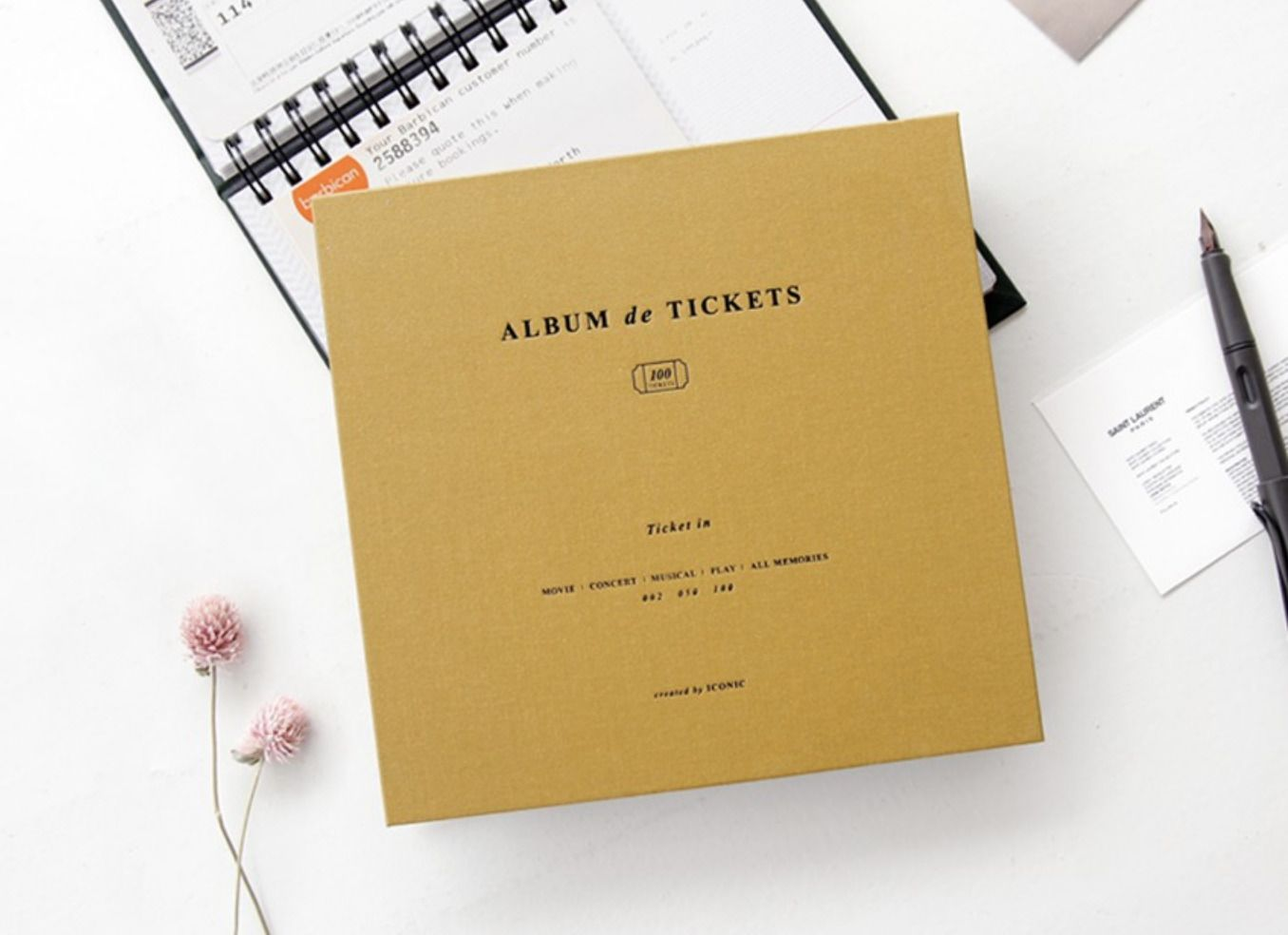 Ticket Album v4
