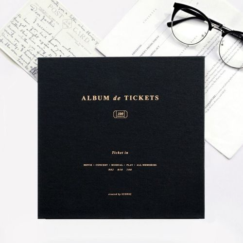 Ticket Album v4