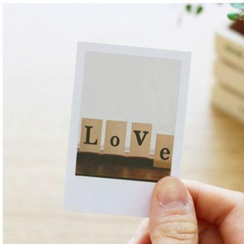 LOVE Memo Sticky Note