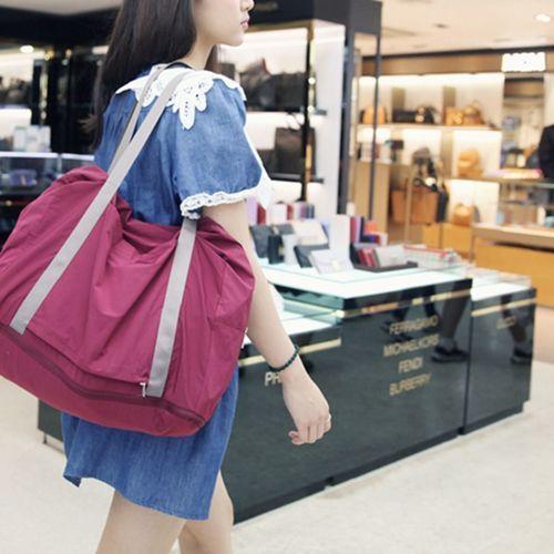 Foldable Shopper Bag v2