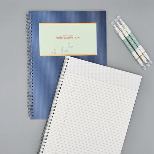 Better Together Lined Notebook