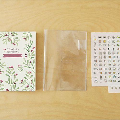 Travel Memory Notebook