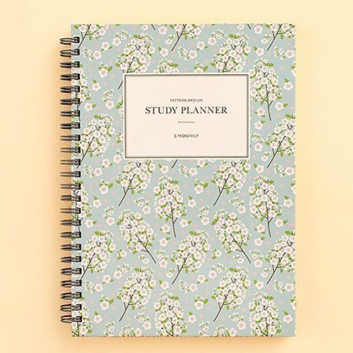 Pattern Ardium Study Planner
