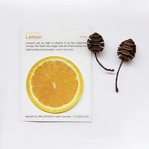 Lemon Slice Sticky Note