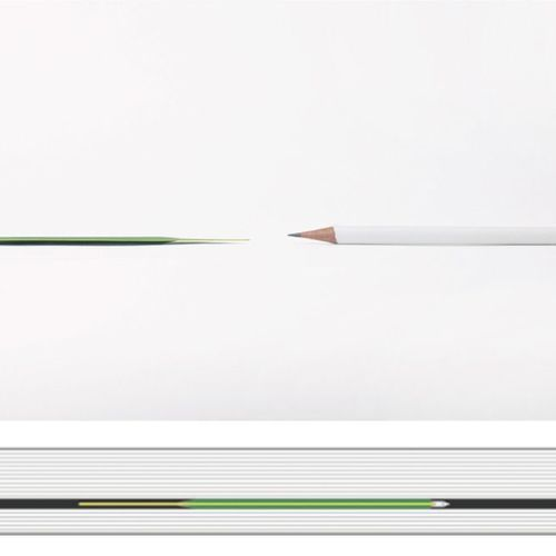 Bamboo Leaves Bookmark Pen