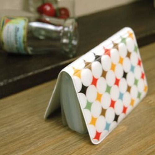 Pattern Card Pocket