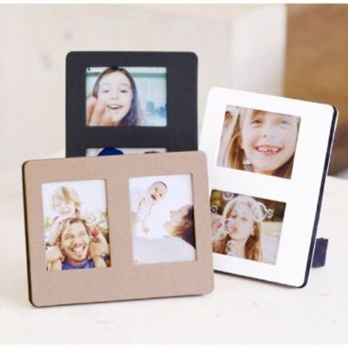 Sandwich Double Instax Mini Photo Frame