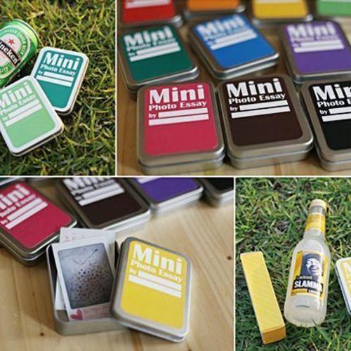 Instax Mini Photo Box