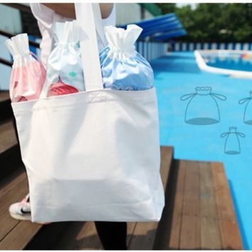 Small Waterproof Travel Pouch Set
