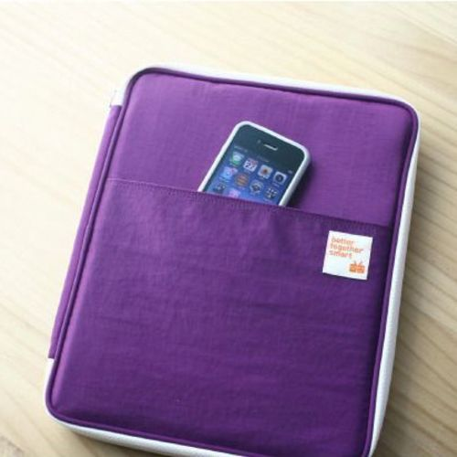 Better Together iPad Pouch