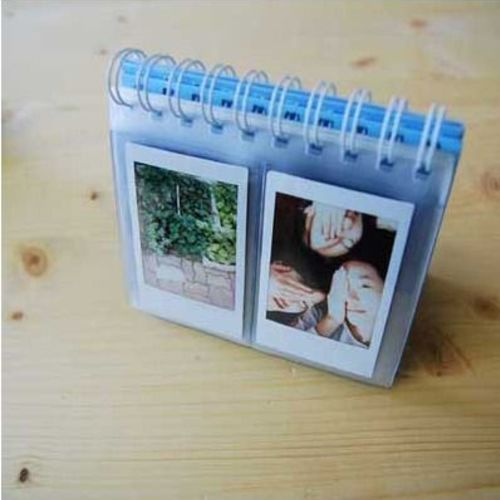 Clear Instax Mini Album Stand