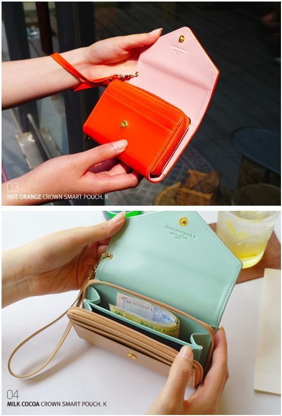 Crown Smartphone Pouch v2