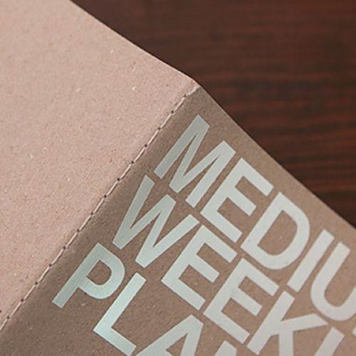 Medium Weekly Planner
