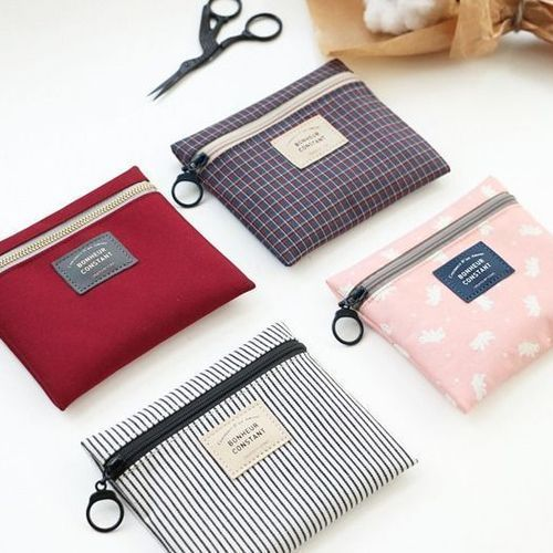 Small Basic Pouch