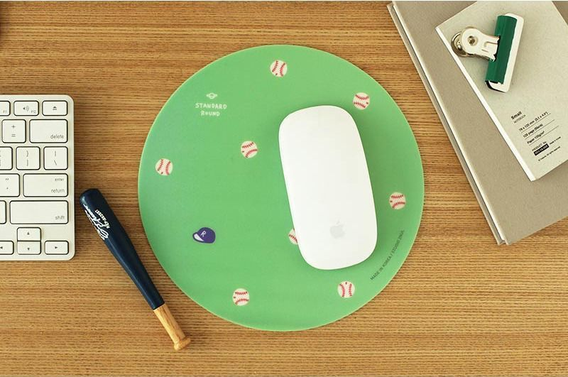 Standard Round Mouse Pad