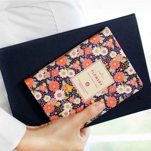 Ardium Premium Flowery Journal