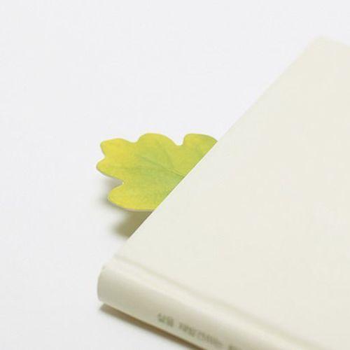 Oak Leaf Bookmark Pen
