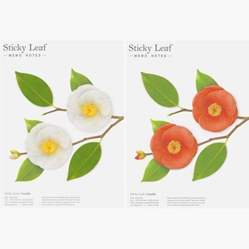 Camellia Sticky Note
