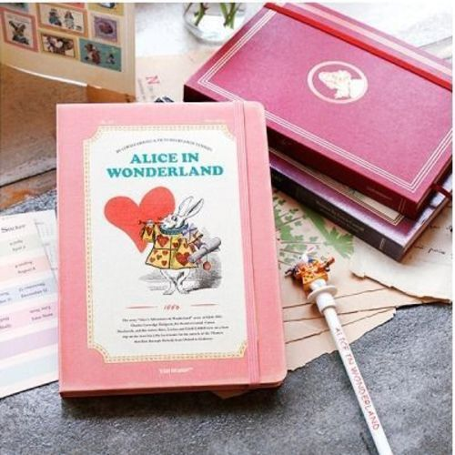 Alice in Wonderland Scheduler v2