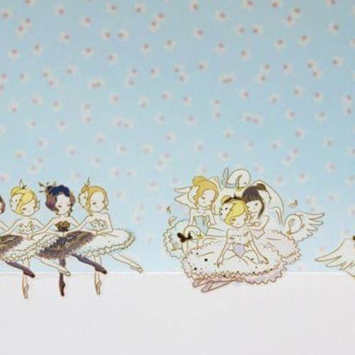 Fairy Tale Deco Sticker