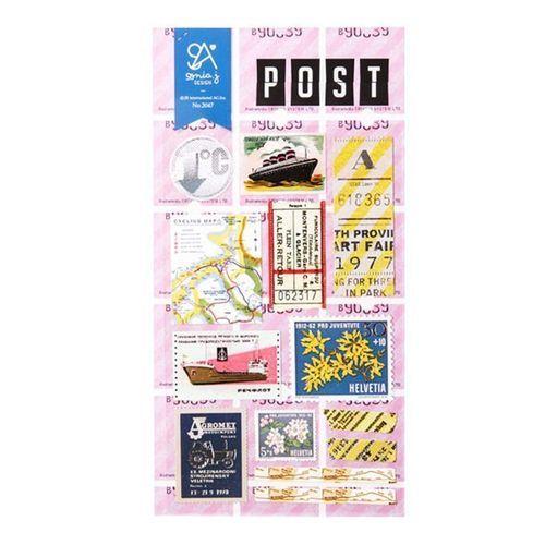 Post Deco Sticker