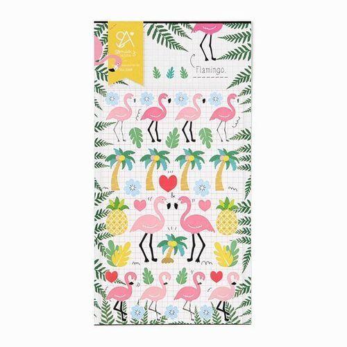 Flamingo Deco Sticker