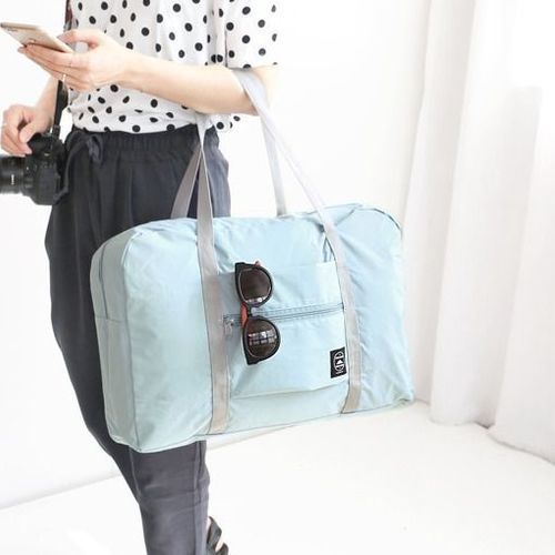 Wind Blows Foldable Luggage Bag