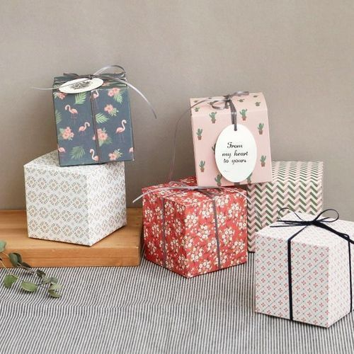 Iconic Pattern Gift Box