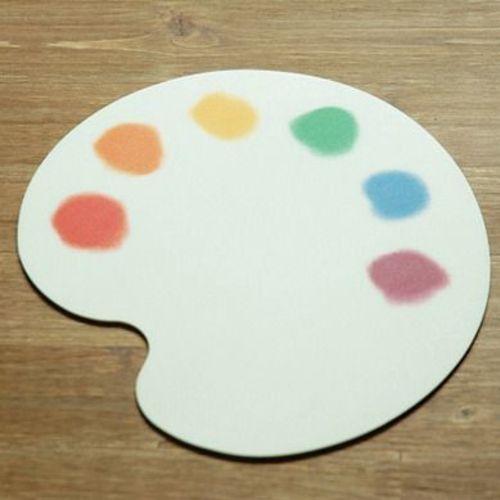 Palette Mouse Pad