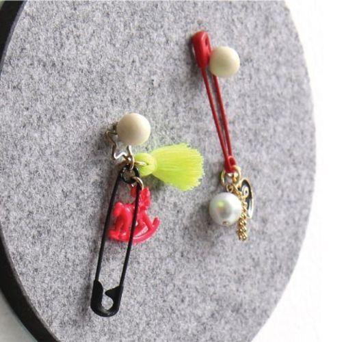 10pcs Wood Ball Pin