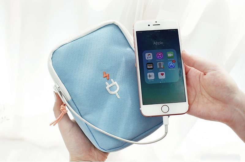 Large Charger Pouch