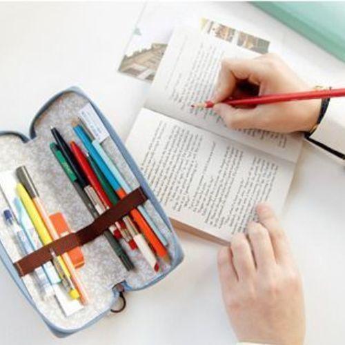 Bonheur Constant Pen Case