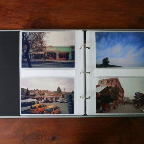 4x6 Jumbo Photo Album