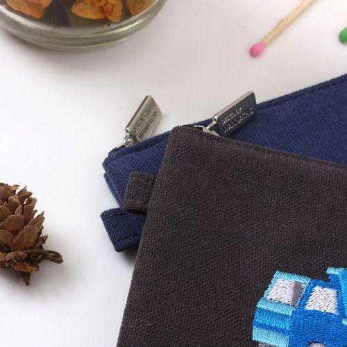 Tailorbird Cotton Pouch
