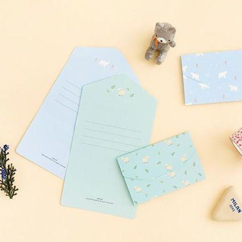 Ardium Folding Card Set
