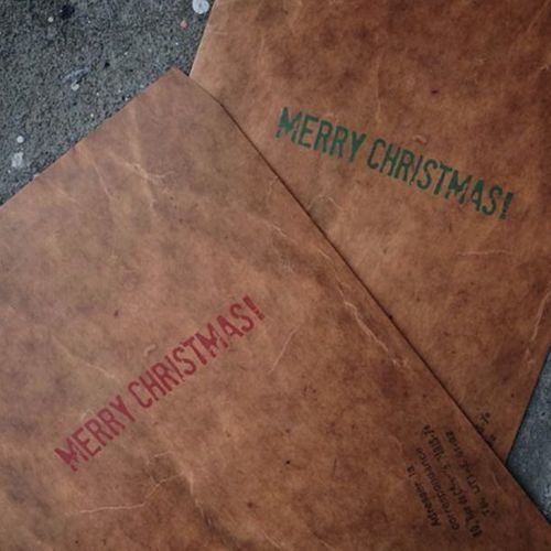 Large Christmas Gift Envelope Set