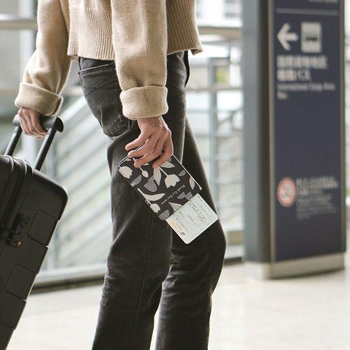 Dailylike Leather Passport Case