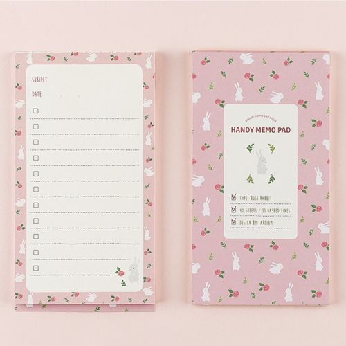Handy To Do List Notepad
