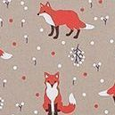 Handy To Do List Notepad, Red Fox