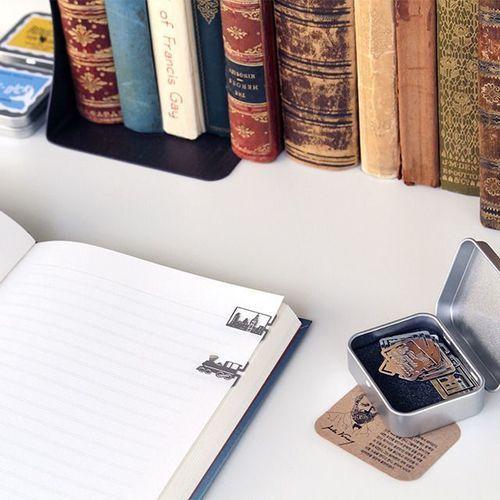 Novel Bookmark Set