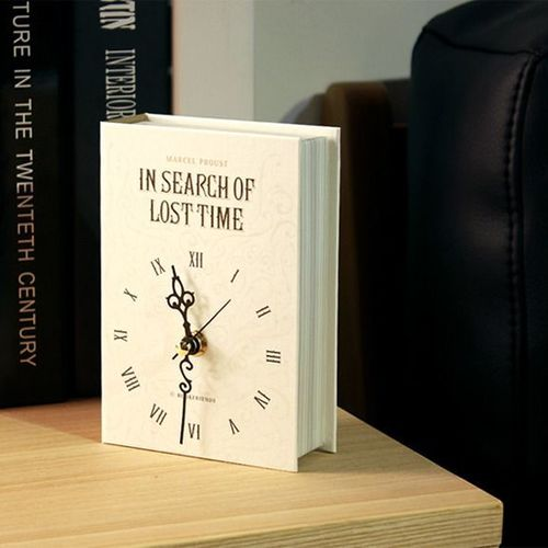 Book Clock