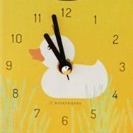 Book Clock, The Ugly Duckling