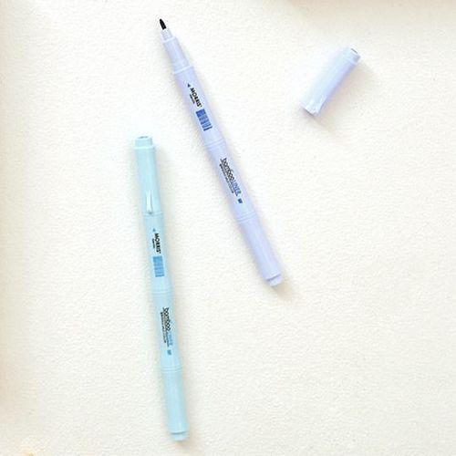 Bamboo Pastel Twin Marker