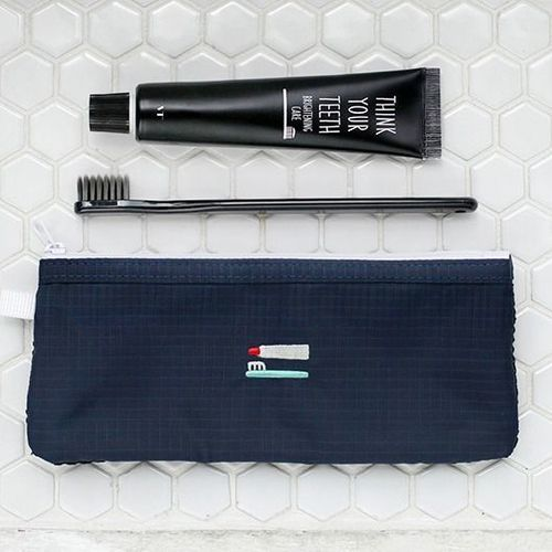 Toothbrush Mesh Pouch