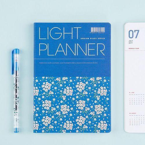 2017 Ardium Light Planner