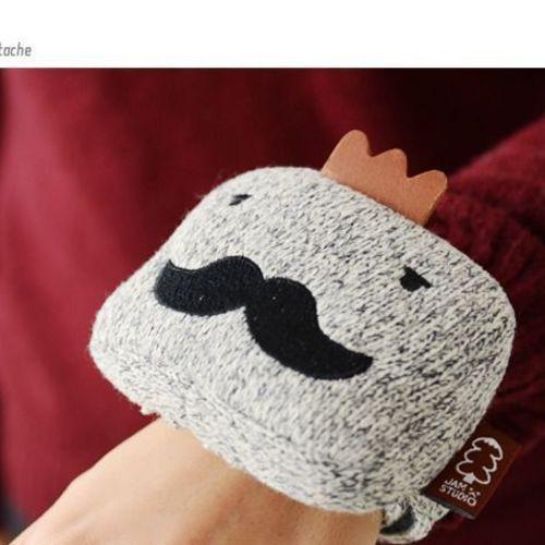 Fluffy Animal Wrist Cushion