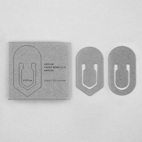Ardium Paper Clip Set