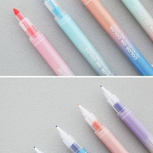 Twin Plus Color Pen Set