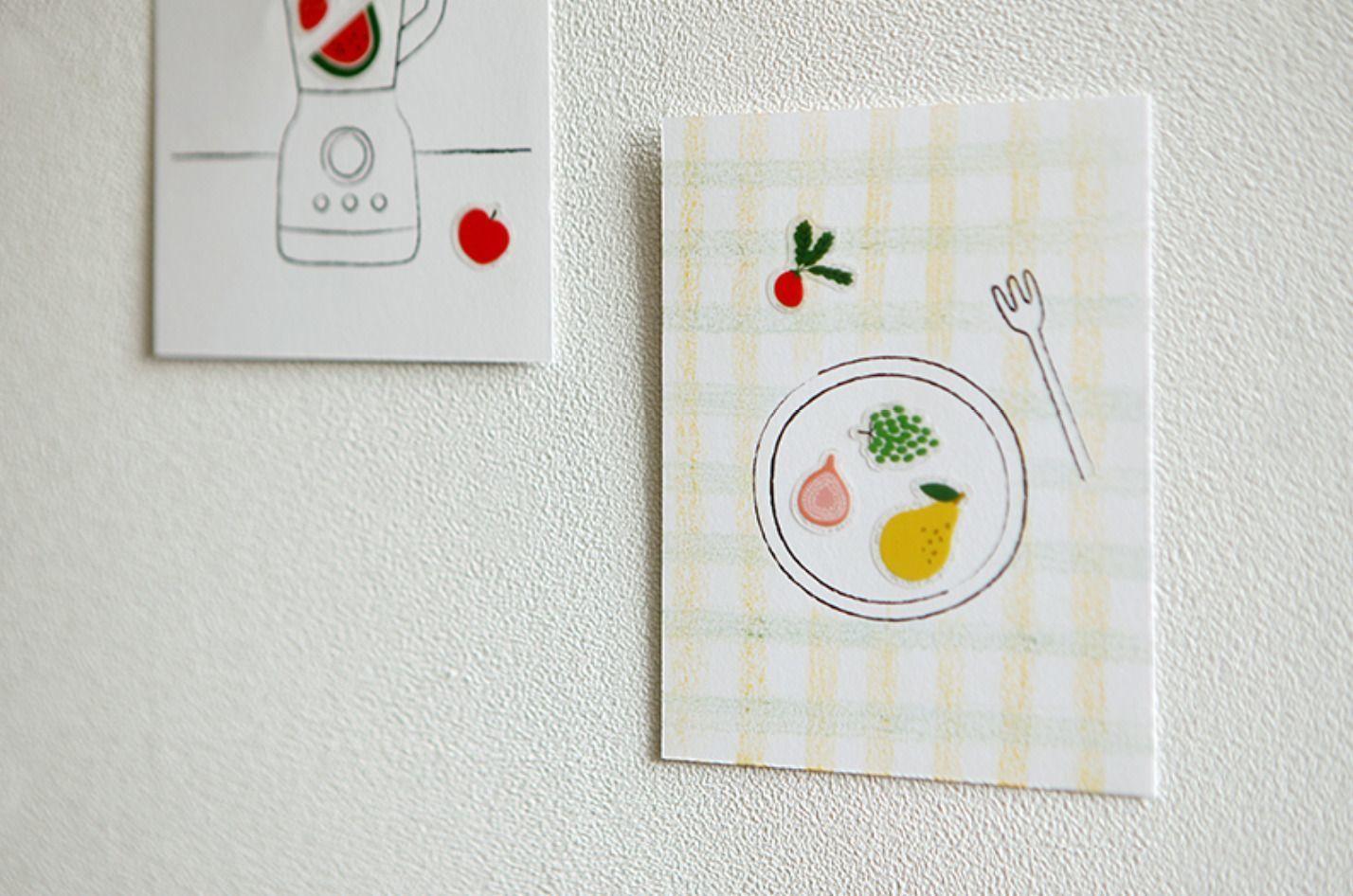 Dailylike Daily Deco Sticker