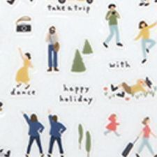Dailylike Daily Deco Sticker